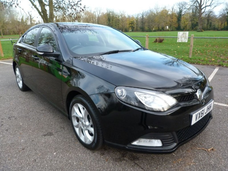 Car of the week - MG 6 'SE' GT  Hatchback (just 27,000 miles) - Only £5,795