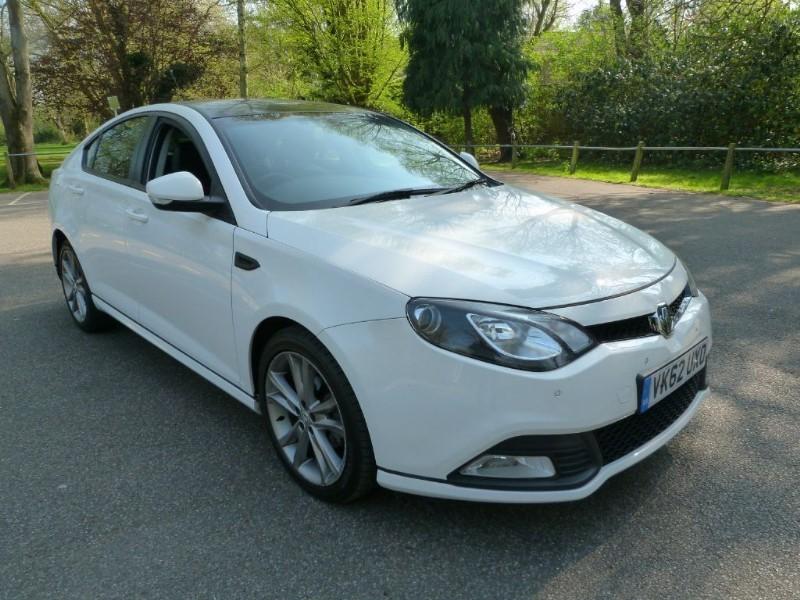 Car of the week - MG 6 TSE GT 5 Door,(top of the range model) - Only £6,495