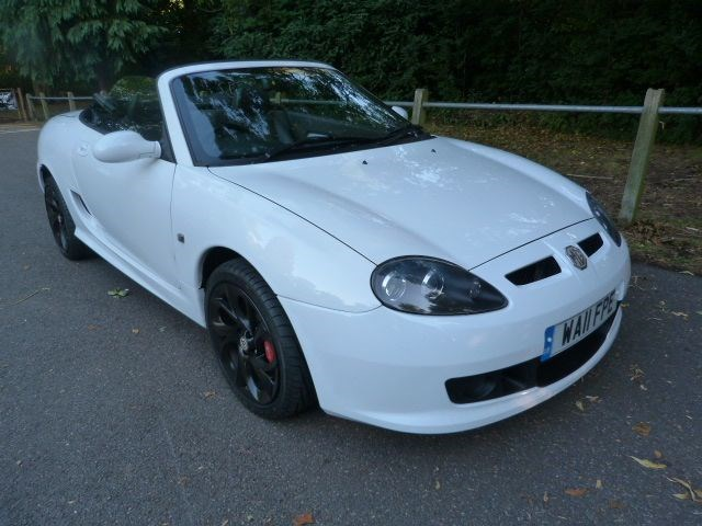 Car of the week - MG TF 135 Style pack ( Just 35,000 miles) - Only £7,995