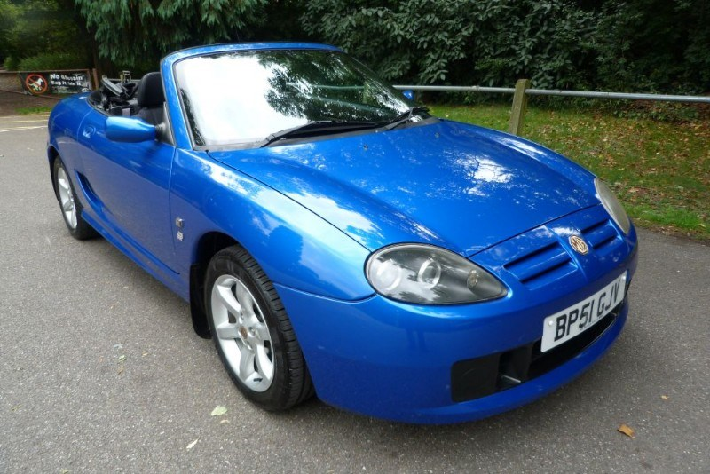 Car of the week - MG TF 135 Pre-production Car (just 28,000miles) - Only £3,995
