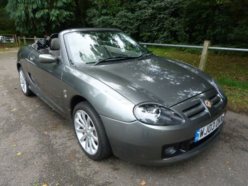 Car of the week - MG TF 160vvc SPRINT (just 37,000miles) - Only £3,995