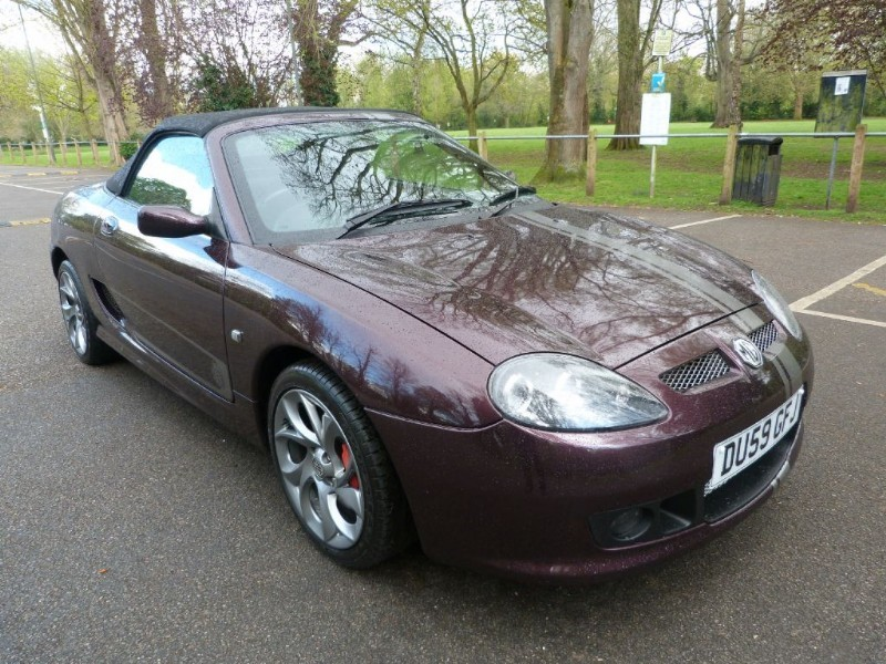 Car of the week - MG TF 135 85TH ANNIVERSARY 1 owner. - Only £7,895