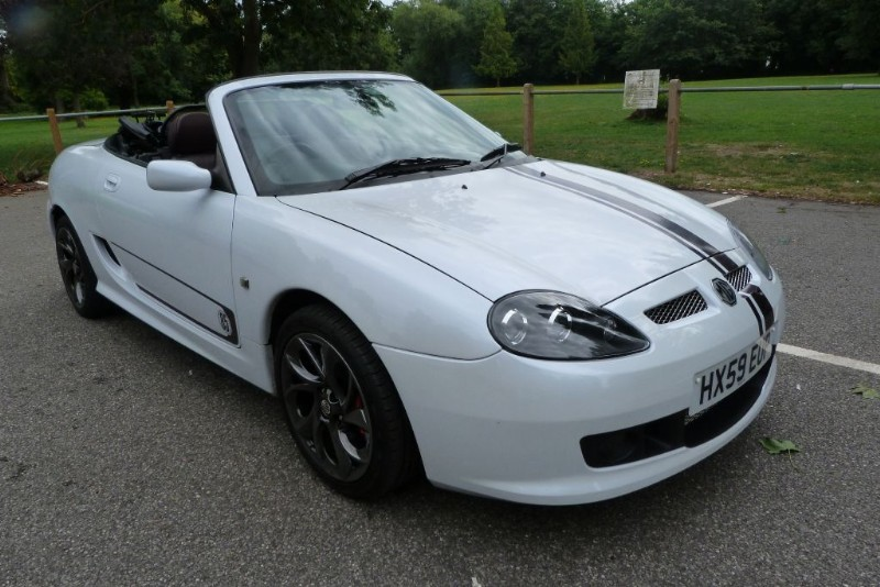 Car of the week - MG TF 85TH ANNIVERSARY ( just 21,000m) - Only £8,995