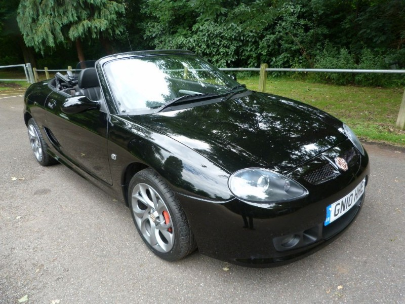 Car of the week - MG TF 135 Style Pack.1 owner (just 23,000m) - Only £6,795