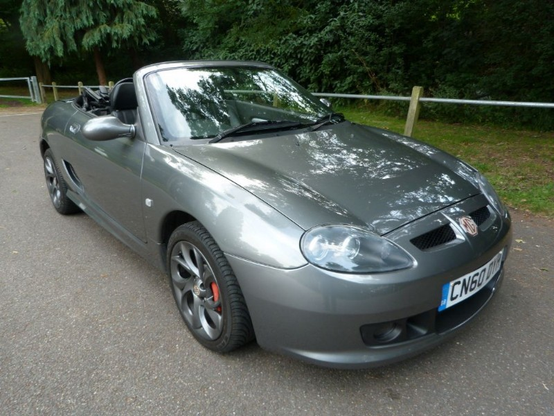 Car of the week - MG TF 135 Style pack (just 10,000miles) - Only £7,295
