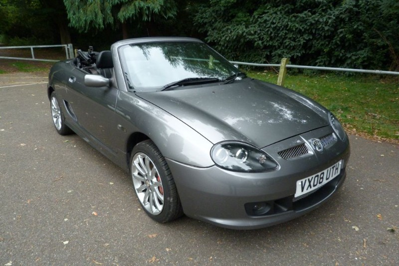 Car of the week - MG TF LE500 Pre Production Press car.1 owner MG. - Only £6,695