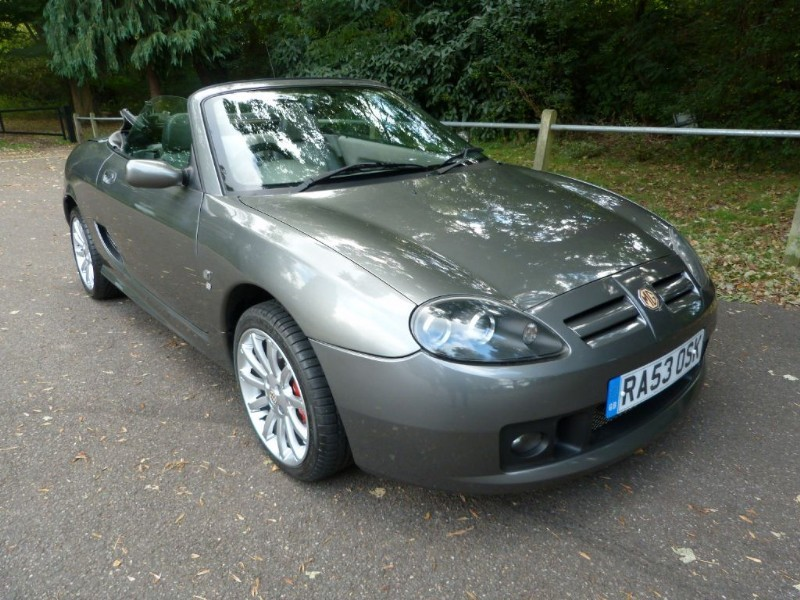 Car of the week - MG TF 160 vvc Sprint ltd ed. - Only £3,695