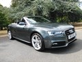 Audi A5 TFSI QUATTRO S LINE Auto CONVERTIBLE SPECIAL EDITION With SAT-NAVPlus