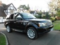 Land Rover Range Rover Sport TDV8 SPORT HSE Automatic With SAT-NAV Leather 6 X CDPlusPlus