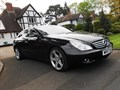 Mercedes-Benz CLS320 CDI 7 Speed Automatic  SAT-NAV  6 CD  FULL LEATHER
