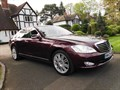Mercedes-Benz S320 CDi Automatic SALOON  SAT-NAV  Full LEATHER