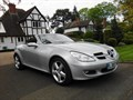 Mercedes-Benz SLK280 7GTronic  Automatic  SAT-NAV  Full Leather CONVERTIBLE