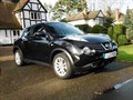 Nissan Juke TEKNA Heated LEATHER SEATS  SAT-NAV