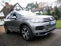 Volkswagen Touareg V6 R-LINE TDI BLUEMOTION TECHNOLOGY Automatic ESTATE
