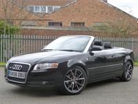 Used Audi A4 FSI QUATTRO S LINE