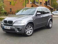 Used BMW X5 XDRIVE 4.0D 7 SEATER