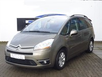 Used Citroen C4 Grand Picasso EXCLUSIVE HDI EGS