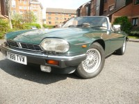Used Jaguar XJS V12 Convertible