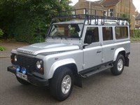 Used Land Rover Defender 110 COUNTY STATION WAGON