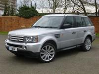 Used Land Rover Range Rover Sport V8 S/C
