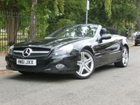 Used Mercedes SL350 Convertible