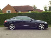 Used Mercedes E200 CGI BLUEEFFICIENCY S/S SE
