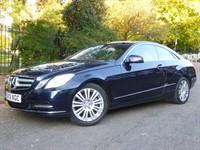 Used Mercedes E200 CGI BLUEEFFICIENCY S/S SE