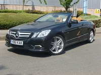 Used Mercedes E220 CDI BLUEEFFICIENCY SPORT ED125
