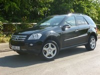 Used Mercedes ML500 SE