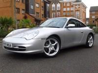 Used Porsche 911 TARGA