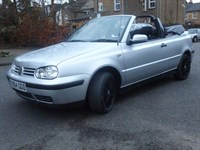 Used VW Golf S Convertible