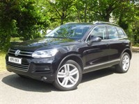 Used VW Touareg V6 SE TDI BLUEMOTION TECHNOLOGY