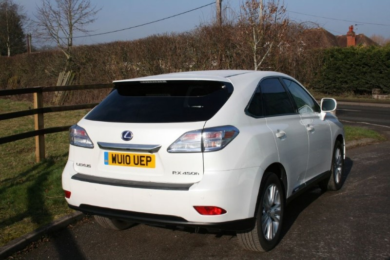 used white pearl lexus rx 450h for sale surrey. Black Bedroom Furniture Sets. Home Design Ideas