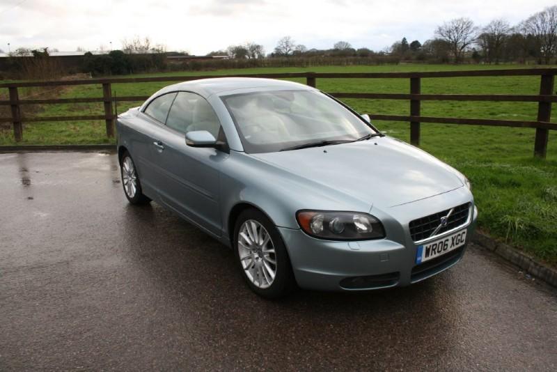 Volvo C70 Dynaudio >> Used Volvo C70 T5 SE for Sale in Guildford | David Brown Cars Ltd
