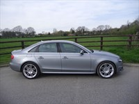 used Audi A4 TDI S LINE SPECIAL EDITION in aldershot-hampshire