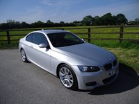 used BMW 325d M SPORT in aldershot-hampshire