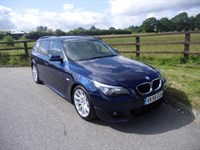 used BMW 520d M SPORT TOURING in aldershot-hampshire
