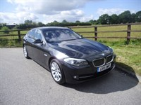used BMW 528i SE AUTOMATIC (VAT QUALIFYING) in aldershot-hampshire