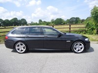used BMW 530d M SPORT TOURING in aldershot-hampshire