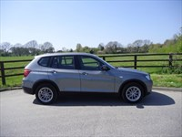 used BMW X3 XDRIVE20D SE (VAT QUALIFYING) in aldershot-hampshire