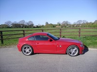 used BMW Z4 M COUPE in aldershot-hampshire
