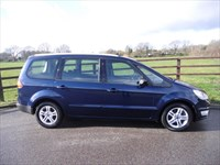 used Ford Galaxy ZETEC TDCI in aldershot-hampshire