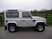 used Land Rover Defender 90 TD XS STATION WAGON in aldershot-hampshire