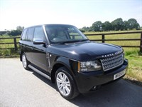 "used Land Rover Range Rover TDV8 VOGUE (20"" ALLOYS) in aldershot-hampshire"