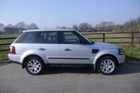 used Land Rover Range Rover Sport TDV6 HSE AUTOMATIC in aldershot-hampshire