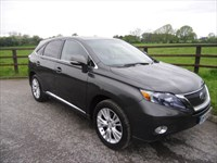 used Lexus RX 450h SE-I (2010 REGISTERED) in aldershot-hampshire
