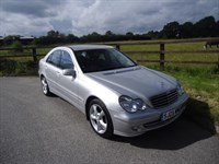 used Mercedes C180 KOMPRESSOR AVANTGARDE SE in aldershot-hampshire