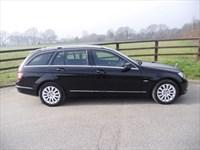 used Mercedes C250 CDI BLUEEFFICIENCY ELEGANCE in aldershot-hampshire