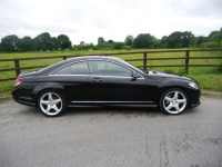 used Mercedes CL500 CL CL 500 in aldershot-hampshire