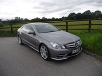 used Mercedes E250 CDI BLUEEFFICIENCY S/S SPORT in aldershot-hampshire